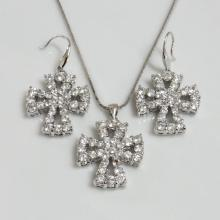 Cross Fashion Jewelry Set